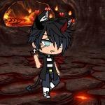 Aaron-vampire Wolf demon