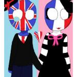 Britain(Brit-brat)