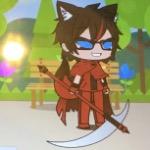 Deku (wolf alpha)