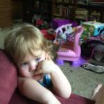 Ella loves animals