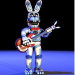 Funtime Bonnie(Freddys bro)