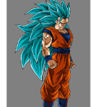 Goku (sper sayian blue 3