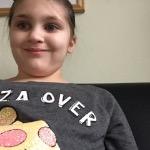 I love pizza.