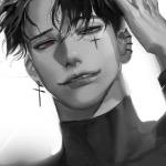 Jakie-never happy-