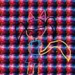Kiki fluffy wolf