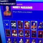 Merry  Marauder