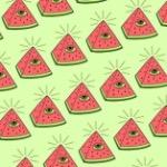 Natie the watermelon