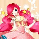 Pinkie-star