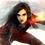 Meera Flame ShadowWolf