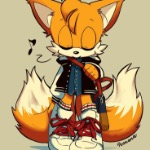 Tails( 2 tailed fox